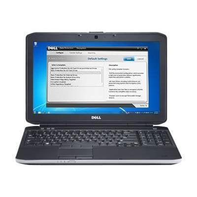 Dell Latitude E5530 Intel Core i3-3110M 2.4GHz Notebook - 4GB DDR3, 320GB HDD, DVD-Writer, 15.6