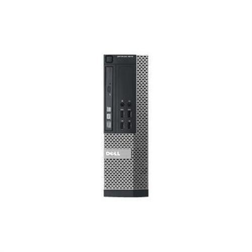 Dell OptiPlex 7010 Intel Core i5-3470 3.2GHz Small Form Factor PC - 2GB DDR3, 250GB HDD, DVD-Writer, Intel HD Graphics 2500, Gigabit Ethernet, Windows 7 Professional