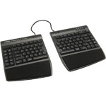 Kinesis Freestyle2 - Keyboard - USB - US - black KB800HMB-US
