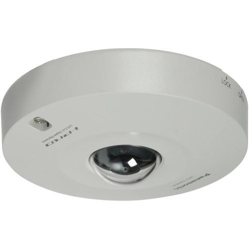 Panasonic WV-SW458 360° Super Dynamic Outdoor Network Vandal-Resistant Camera (Base Cover & Mount Bracket)