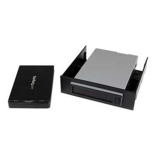 StarTech 2.5in USB 3.0 SATA Hard Disk Drive Enclosure for SAT2510U3REM