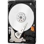 "WD AV-25 WD5000LUCT - Hard drive - 500 GB - internal - 2.5"" - SATA 3Gb/s - 5400 rpm - buffer: 16 MB - RoHS"