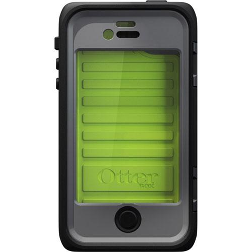 Otterbox Armor Series Case for iPhone 4/4S - Neon Green
