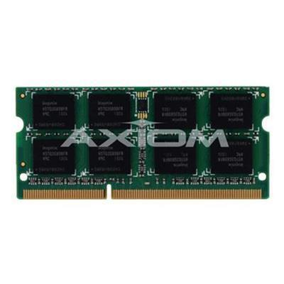 Axiom Memory memory - 8 GB - SO DIMM 204-pin - DDR3 (AXG27592503/1)