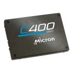 "Micron RealSSD C400 SED - Solid state drive - encrypted - 512 GB - internal - 2.5"" - SATA 6Gb/s - 256-bit AES, FIPS - Self-Encrypting Drive (SED), TCG Opal Encryption"