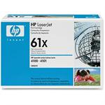 LaserJet C8061X Black Print Cartridge