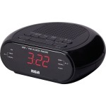 RCA RC205 - Clock radio - display: 0.6 in