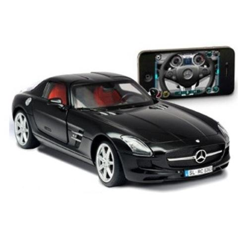 Silverlit Interactive Bluetooth R/C Mercedes-Benz SLS AMG for iPhone, iPad & iPod