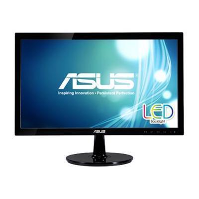 ASUSVS207D-P - LED monitor - 19.5
