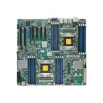 SUPERMICRO X9DAX-7F - Motherboard - enhanced extended ATX - LGA2011 Socket - 2 CPUs supported - C602 - USB 3.0, FireWire - 2 x Gigabit LAN - HD Audio (8-channel)