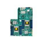 SUPERMICRO X9DRW-7TPF - Motherboard - LGA2011 Socket - 2 CPUs supported - C602 - 2 x 10 Gigabit LAN, 2 x Gigabit LAN - onboard graphics