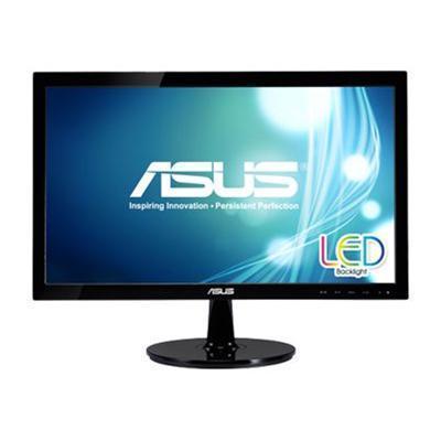 ASUSVS207T-P - LED monitor - 19.5
