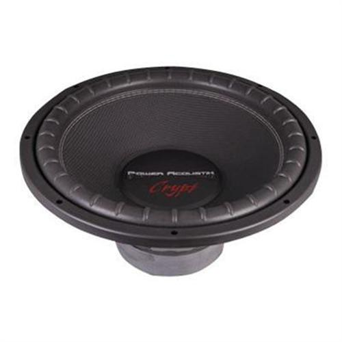 Power Acoustik Power Acoustik Crypt CW2-152 - subwoofer driver - for car