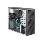 SuperWorkstation 5037A-iL Intel Xeon E3-1220V2 3.1GHz  Desktop PC - 8GB RAM, 1TB HDD, NVidia Quadro 600 graphics, DVD-Writer, Gigabit Ethernet, Mid-Tower.