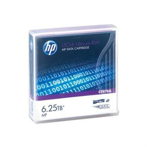HP HP LTO-6 ULTRIUM 6.25TB RW DATA TAPE