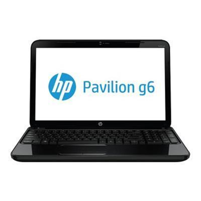 HP Pavilion g6-2260us Intel Core i3-3110M 2.40GHz Notebook PC - 4GB RAM, 750GB HDD, 15.6