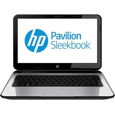 HP Pavilion Sleekbook 14-b110us AMD Dual-Core A4-4355M 1.90GHz Notebook PC - 4GB RAM, 500GB HDD, 14.0