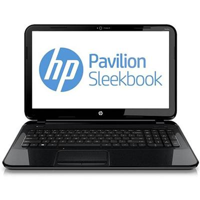 HP Pavilion Sleekbook 15-b123nr AMD Dual-Core A6-4455M 2.10GHz Notebook PC - 4GB RAM, 500GB HDD, 15.6