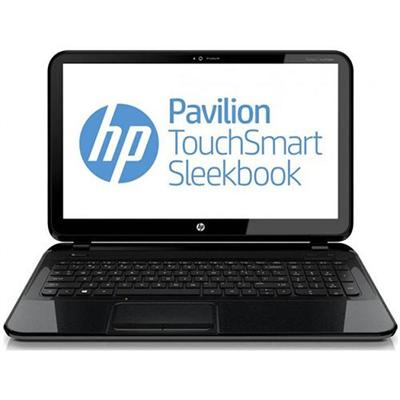 HP Pavilion TouchSmart Sleekbook 15-b150us AMD Quad-Core A8-4555M 1.60GHz Notebook PC - 6GB RAM, 750GB HDD, 15.6