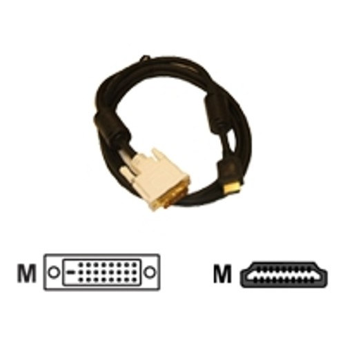 Syba Multimedia SD-DVIHDMI-MM-6 - video cable - 6 ft