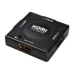 Video/audio switch - 3 x HDMI - desktop