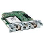 1-port VDSL2/ADSL2+ EHWIC over POTS with Annex M - DSL modem - EHWIC - 100 Mbps - for  1861, 1921 4-pair, 1921 ADSL2+, 1921 T1, 19XX, 29XX, 3945 ES24, 39XX
