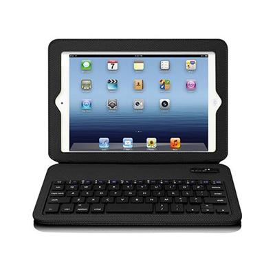 Aluratek Slim Color Folio Case with Bluetooth Keyboard - keyboard and folio case (ABMK03F)