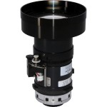 Wide-angle lens - f/1.85 - for P/N: IN5552L, IN5554L, IN5555L