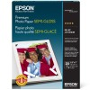 "Epson 8.5"" x 11"" Premium Photo Paper, Semi-gloss - 20 Sheets"