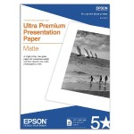 Ultra Premium Presentation Paper Matte - Matte - 10.3 mil - A3 (11.7 in x 16.5 in) - 192 g/m² - 50 sheet(s) paper - for Stylus Pro 11880, Pro 38XX, Pro 48XX, Pro 78XX; Stylus Photo R2880; WorkForce 1100