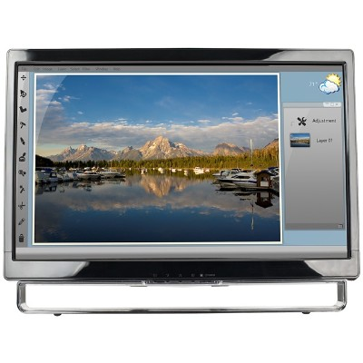Planar PXL2230MW - LED monitor - 21.5