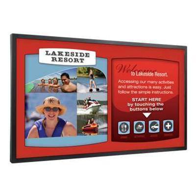PlanarPS4660T - LCD monitor - 46