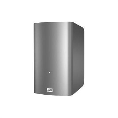 WD WD My Book Thunderbolt Duo WDBUSK0040JSL - hard drive array