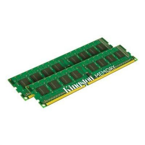 Kingston 8GB (2X4GB) 1333MHZ DDR3 SDRAM DIMM CL9 DIMM SR x8 STD Height 30mm