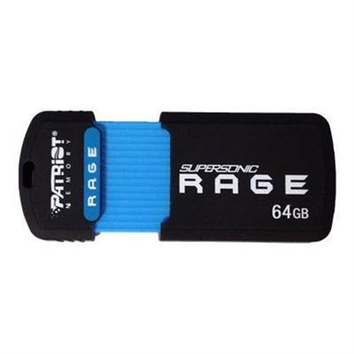 Patriot Memory Supersonic Rage XT - USB flash drive - 64 GB