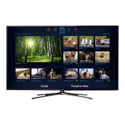 "Samsung Electronics UN55F6400 - 55"" Class ( 54.6"" viewable ) 3D LED-backlit LCD TV"