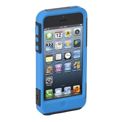 Targus SafePORT Case Rugged for iPhone 5 - Blue