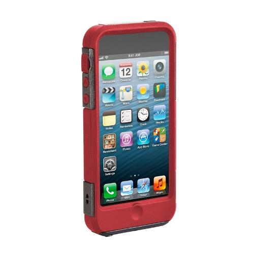Targus SafePORT Case Rugged for iPhone 5 - Red