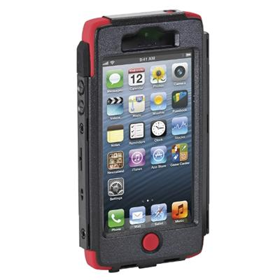 TargusSafePORT Case Rugged Max Pro for iPhone 5 - Red(TFD00103US)