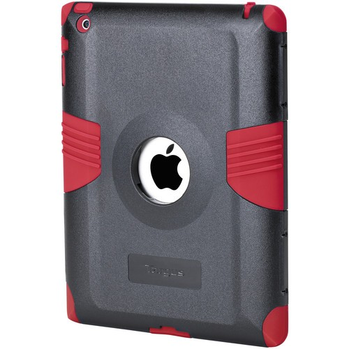 Targus SafePORT Case Rugged Max Pro for iPad - Red