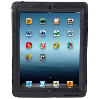 Targus SafePORT Case Rugged Max Pro for iPad - Black (THD044US)