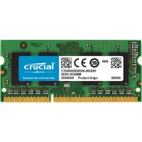 Crucial 4GB 204-pin PC3-12800 Unbuffered Non-ECC DDR3-1600 SODIMM CT51264BF160BJ