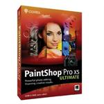 Corel PaintShop Pro X5 Ultimate Windows (Electronic Software Download Version) ESDPSPX5ULMLAM