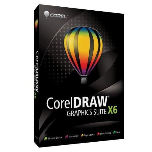 Corel CorelDRAW Graphics Suite X6 English Win (Electronic Software Download Version)