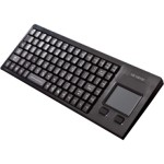 iKey WB-86-TP - Keyboard - USB - black