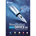 WordPerfect Office X6 Standard Edition - Upgrade license - 1 user - ESD - Win - English