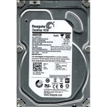"Seagate 4TB Desktop HDD - Internal - 3.5"" - SATA 6Gb/s - Buffer: 64 MB ST4000DM000"