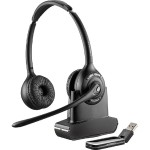 Savi W420-M - 400 Series - headset - full size - wireless - DECT 6.0