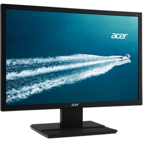 Acer V196WL bd Widescreen LCD Essential Monitor - Black