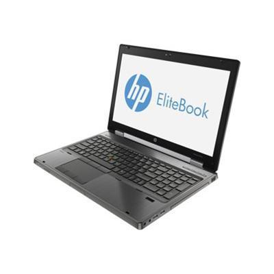 HP EliteBook 8570w Intel Core i7-3840QM Quad-Core 2.80GHz Mobile Workstation - 32GB RAM, 256GB SSD + 500GB HDD, 15.6